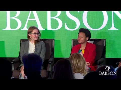 Babson Class of 2018 Global Scholars at Babson Connect: Worldwide 2018