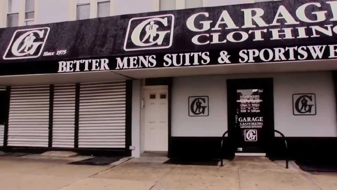 Garage Clothing NY