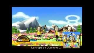 Wii Music - The Flea Waltz (Wild West Country Version)
