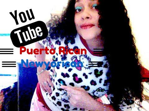 You NOT Puerto Rican Your Nuyorican