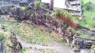 Barranco de Santos a su paso por el barrio de Duggi en Santa Cruz