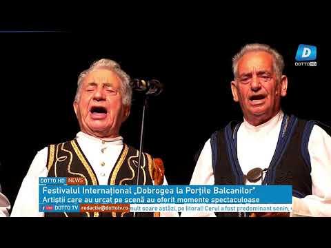 """Festivalul Internațional """"Dobrogea la Porțile Balcanilor"""""""