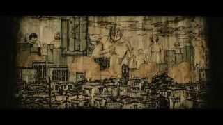 Shingeki no kyojin Zenpen live action Вторжение гигантов фильм первый Атака Титанов русская озвучка