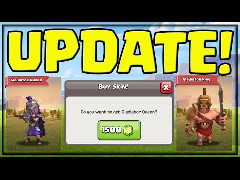 NEW Info - The ENTIRE Clash Of Clans Update!