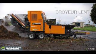 VALORMAX BA-615-D | Broyage de déchets verts