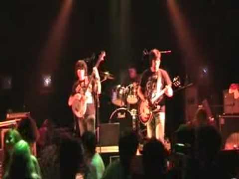 The Jeopards - Barracuda live in Ahrensburg, DE