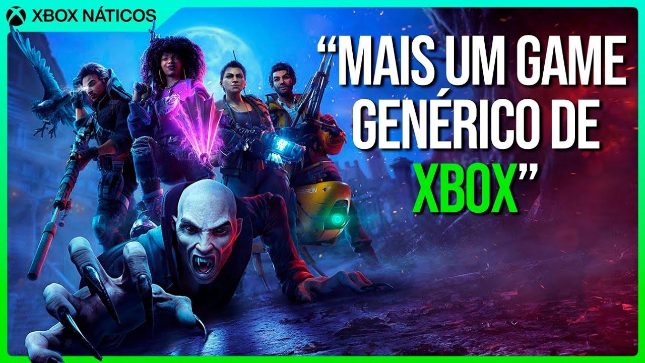 RedFall - EXCLUSIVO de Xbox Series X   S já sofre com mentiras
