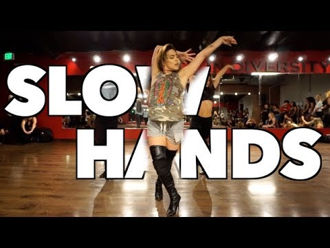 Niall Horan | Slow Hands | Brinn Nicole Choreography