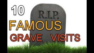 FAMOUS GRAVES / Nichole Simpson, John Wayne, Micheal Landon and 7 others