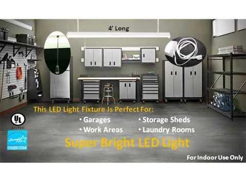 48 Watt Super Bright Led Light Fixture Superior Lighting