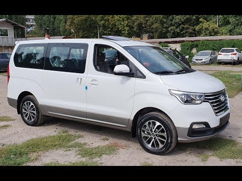 Новый Гранд Старекс Урбан Эксклюзив (Grand Starex Urban Exclusive) 4WD 2019 года за 2 899 000