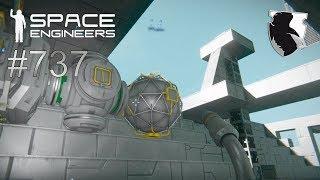 BALLOONS & REACTORS :: Space Engineers Survival :: Ep. 737