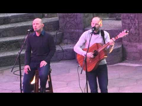 Simon and Garfunkel The Bookends Homeward Bound Minack Theatre