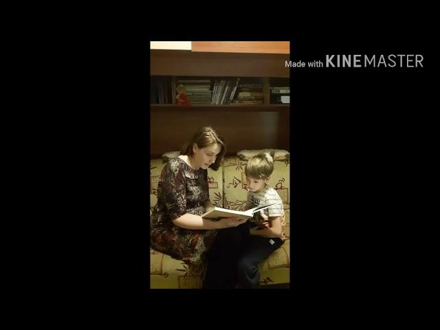 Изображение предпросмотра прочтения – Савва и Наталья ВладимировнаЛипатовы читает произведение «Денискины рассказы.» В.Ю.Драгунского