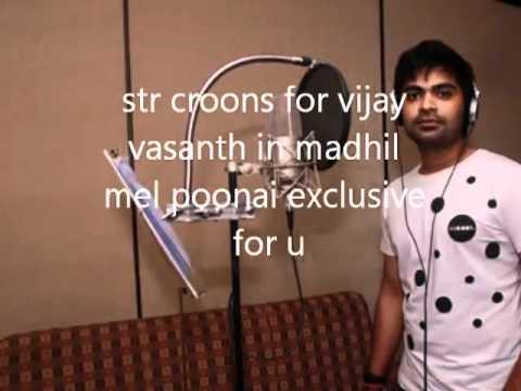 Simbu (STR) New Song Vantharai Valavaikum....