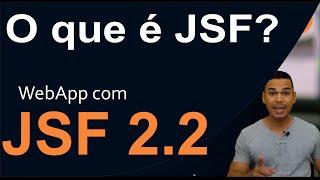 Java Web com JSF/PrimeFaces /JPA/Hibernate/CDI - 02 - O que é JSF?