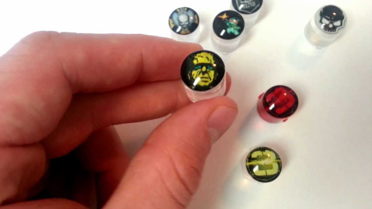 KwikBoy Modz Xbox Guide Buttons! - YouTube