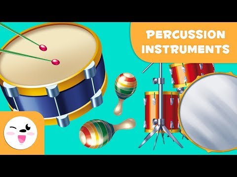 Percussion instruments for kids - Musical Instruments