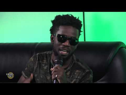 Bisa Kdei Breaks Down 'High Life  Music on Hot97