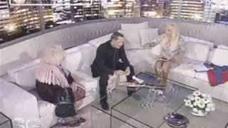 Viggo Mortensen con Susana
