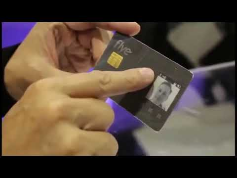 flye smart card-latest payment technology