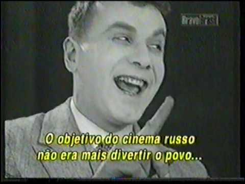 O ideal do cinema Russo