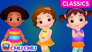 ChuChu TV Classics - Chubby Cheeks Dimple Chin | Nursery Rhymes and Kids Songs