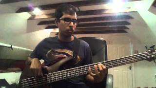 Light Velocity - Gran Turismo 3 Car Dealership Music - Bass Cover