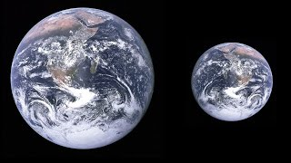 If Earth Were Half its Size