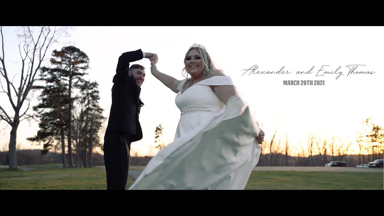 Alexander and Emily Thomas Wedding story