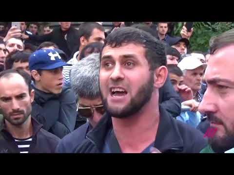 Митинг мусульман в