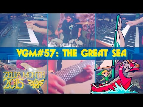 VGM #57: The Great Sea (Wind Waker)