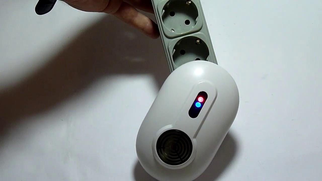 ультразвуковой звуковой отпугиватель мышей