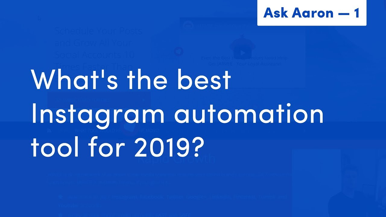 Followliker Vs Jarvee Which Instagram Automation Tool Is The