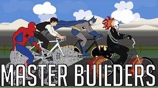 NIE PEDAŁUJ Z_BOKU - Master Builders #80