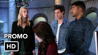 "Stitchers Season 2 ""The Squad"" Promo (HD)"