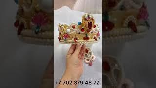 Свадебный аксессуар. Корона