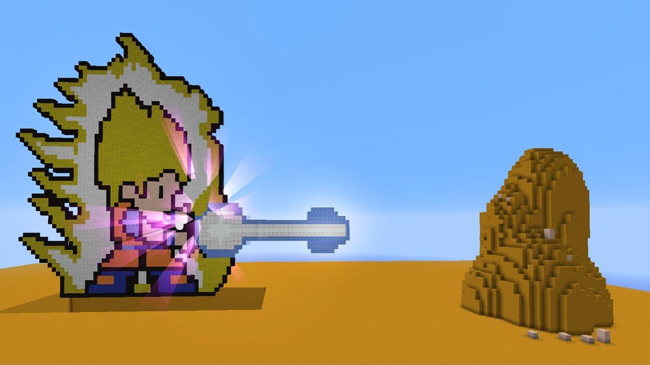 Dragon Block C Mod 1.7.10 (Dragon Ball Super) - Minecraft Mod