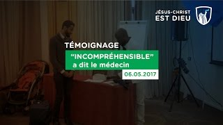"Download Video ""INCOMPRÉHENSIBLE"" a dit le médecin - Nice (Témoignage - 06/05/17) MP3 3GP MP4"