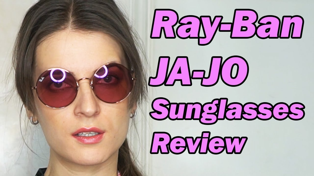 e4be802eae8 RAY-BAN JA-JO RB3592 Sunglasses Review - YouTube