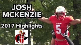 Josh McKenzie | Bergen Catholic RB | 2017 Highlights