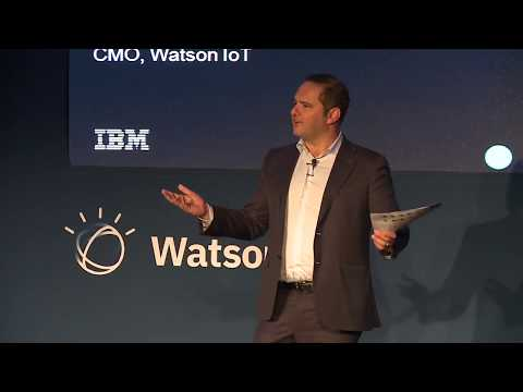 Genius of Things: Interacting with the world in new ways with the Watson IoT platform