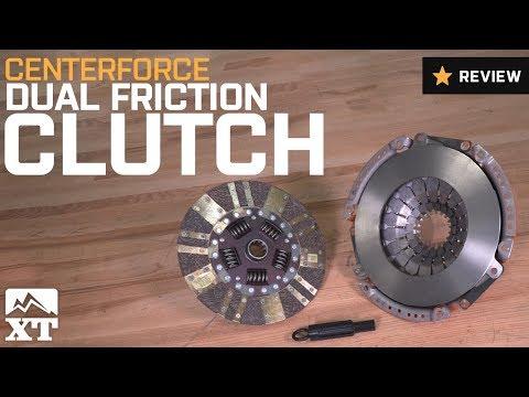 Jeep Wrangler Centerforce Dual Friction Clutch (2007-2011 3.8L JK) Review