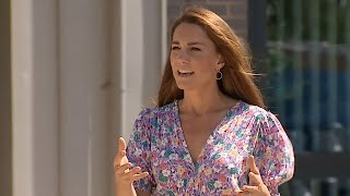 video: How the Duchess of Cambridge nails heatwave dressing every time
