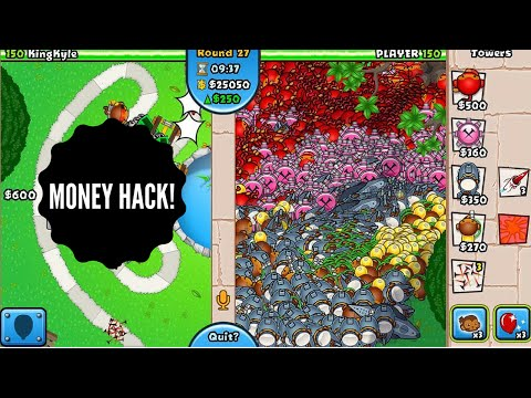 Bloons TD Battles EASY MONEY HACK (Game Guardian) Latest Patch