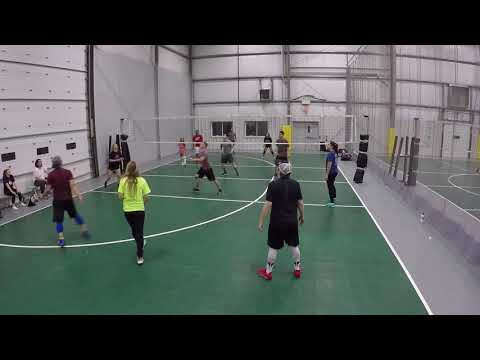 Canlan Volleyball -