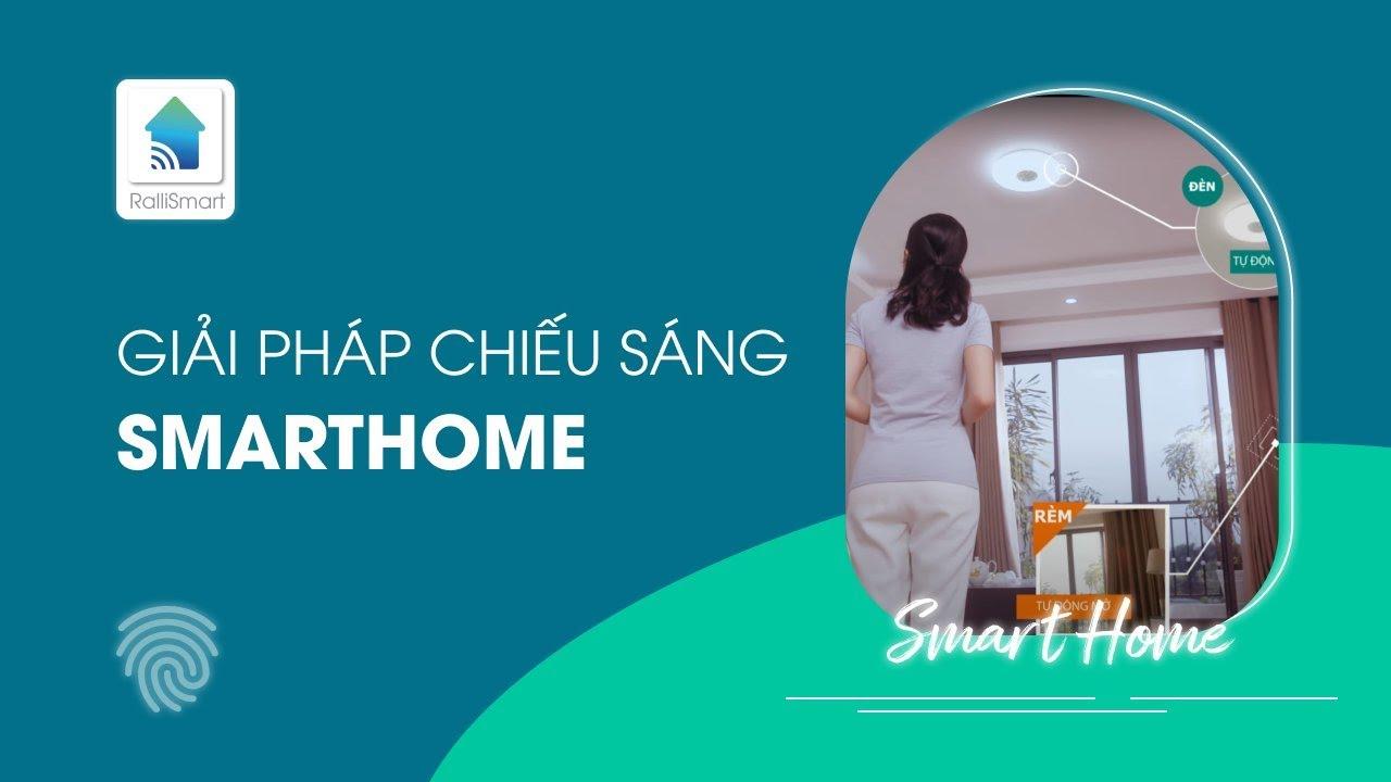 Rạng Đông || TVC Giải pháp chiếu sáng smart-home
