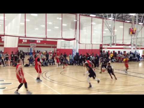 Terry Armstrong (19/The Elite) MI Invitational Highlights
