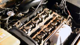 Ford Focus Valve Cover Gasket Replacement