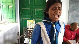 ए खुदा ! है कहाँ रे तू ?  SINGING PERFORMANCE BY GIRL STUDENT OF G.I.C. MALIKHET .